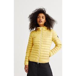 textil Mujer Plumas Ecoalf  Amarillo