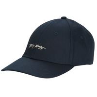 Accesorios textil Mujer Gorra Tommy Hilfiger SIGNATURE CAP Marino