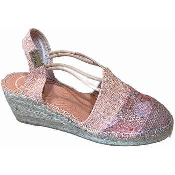 Zapatos Mujer Sandalias Toni Pons TOPTOURS-PWcoral verde