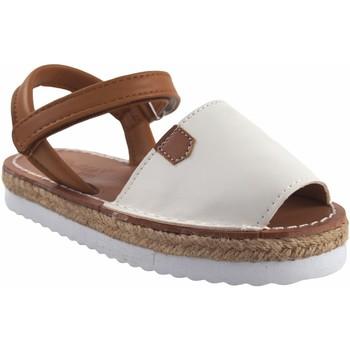 Zapatos Niña Sandalias Bubble Bobble Sandalia niña  a3301 blanco Blanco
