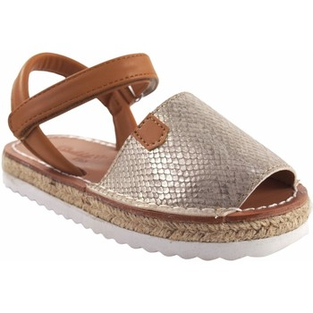 Zapatos Niña Sandalias Bubble Bobble Sandalia niña  a3301 oro Oro