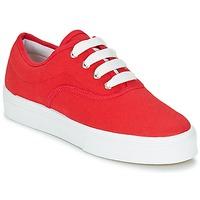 Zapatos Mujer Zapatillas bajas Yurban PLUO Rojo