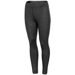 textil Mujer Leggings 4F LEG016 Negros