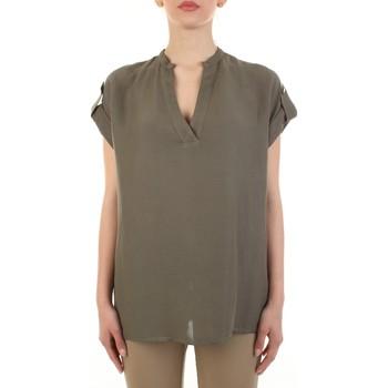 textil Mujer Tops / Blusas White Wise WW1319 Militar