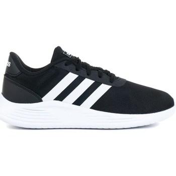 Zapatos Niños Zapatillas bajas adidas Originals Lite Racer 20 K Blanco, Negros