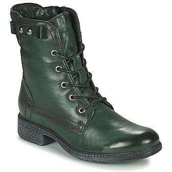 Zapatos Mujer Botas de caña baja Dream in Green NELATINE Verde