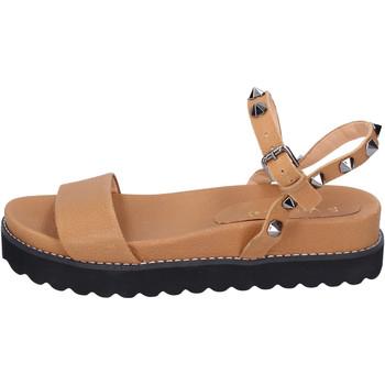 Zapatos Mujer Sandalias Vicenza BJ899 Marrón