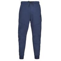textil Hombre Pantalones de chándal Nike NIKE SPORTSWEAR TECH FLEECE Marino / Negro