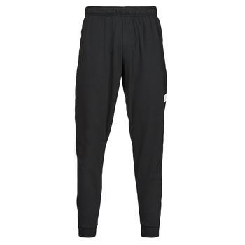 textil Hombre Pantalones de chándal Nike NIKE DRI-FIT Negro / Blanco