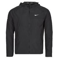 textil Hombre Cortaviento Nike M NK RPL MILER JKT Negro / Plata