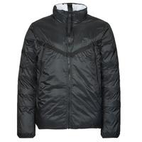 textil Hombre Plumas Nike M NSW TF RPL REVIVAL REV JKT Negro / Gris