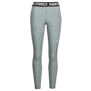 textil Mujer Leggings Nike NIKE PRO 365 Gris / Negro / Blanco