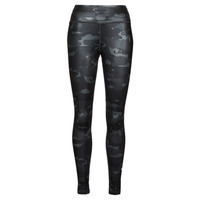 textil Mujer Leggings Nike W NK ONE DF CAMO MR TGT Gris / Blanco