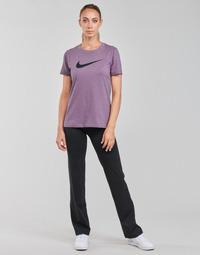 textil Mujer Pantalones de chándal Nike W NK PWR CLASSIC PANT Negro