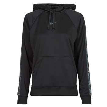 textil Mujer Sudaderas Nike W NSW PK TAPE PO HOODIE Negro