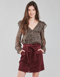 textil Mujer Tops / Blusas Betty London PAULINE Negro