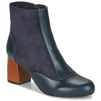 Zapatos Mujer Botines Chie Mihara MICHELE Marino