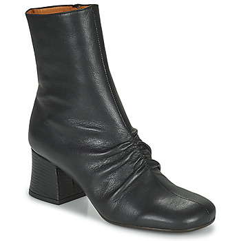 Zapatos Mujer Botines Chie Mihara MERU Negro / Marrón