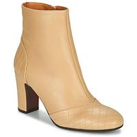 Zapatos Mujer Botines Chie Mihara WAIDA Beige