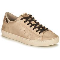 Zapatos Mujer Zapatillas bajas Victoria BERLIN METAL Beige
