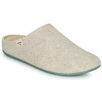 Zapatos Mujer Pantuflas Victoria NORTE FIELTRO Gris