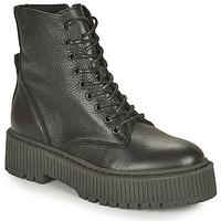 Zapatos Mujer Botas de caña baja Steve Madden SKYHY Negro