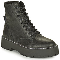 Zapatos Mujer Botas de caña baja Steve Madden SKYLAR Negro