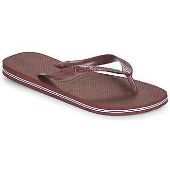 Zapatos Chanclas Havaianas BRASIL Azul