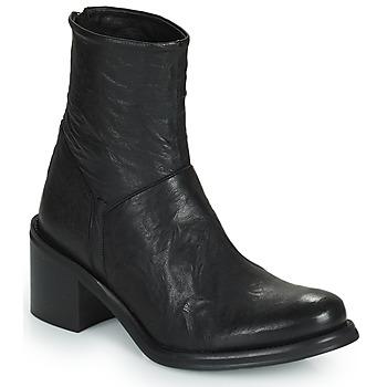 Zapatos Mujer Botas urbanas Regard FELIX Negro