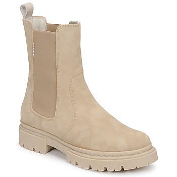 Zapatos Mujer Botas de caña baja Bullboxer 610507E6CAALMD Beige