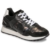 Zapatos Mujer Zapatillas bajas Bullboxer 939004E5C_BLWH Negro