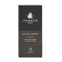 Accesorios Producto de mantenimiento Famaco FLACON HUILE VERNIS 100 ML FAMACO NOIR Negro