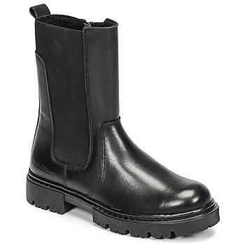 Zapatos Niña Botas de caña baja Bullboxer AJS504BLCK Negro