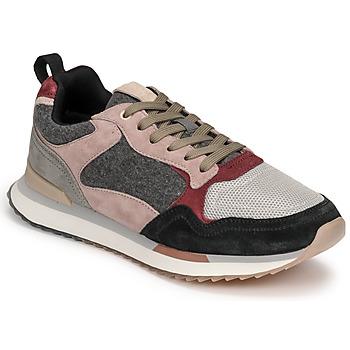 Zapatos Mujer Zapatillas bajas HOFF JERSEY Rosa / Gris / Negro