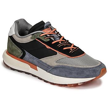 Zapatos Hombre Zapatillas bajas HOFF TUAREG Azul / Naranja