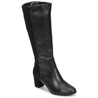 Zapatos Mujer Botas urbanas Spot on F50366 Negro