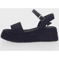 Zapatos Mujer Sandalias Kamome C1332 Negro