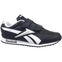 Zapatos Niños Zapatillas bajas Reebok Sport Royal Classic Jogger 2 Blanco, Negros