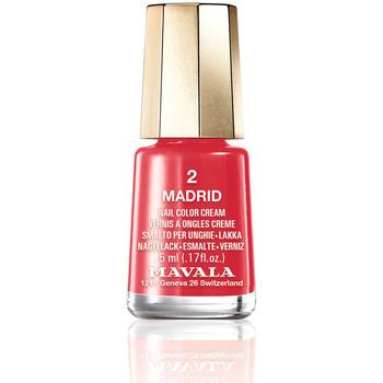 Belleza Mujer Esmalte para uñas Mavala Nail Color 02-madrid  5 ml