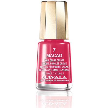 Belleza Mujer Esmalte para uñas Mavala Nail Color 07-macao  5 ml