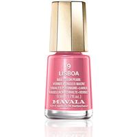 Belleza Mujer Esmalte para uñas Mavala Nail Color 09-lisboa  5 ml