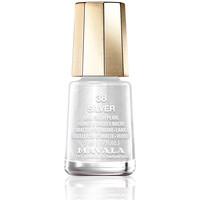 Belleza Mujer Esmalte para uñas Mavala Nail Color 38-silver  5 ml
