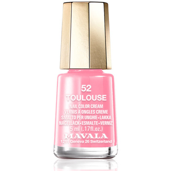 Belleza Mujer Esmalte para uñas Mavala Nail Color 52-toulouse  5 ml