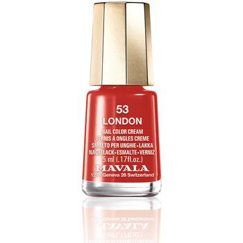 Belleza Mujer Esmalte para uñas Mavala Nail Color 53-london  5 ml