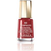 Belleza Mujer Esmalte para uñas Mavala Nail Color 63-acapulco  5 ml