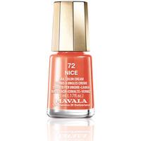 Belleza Mujer Esmalte para uñas Mavala Nail Color 72-nice  5 ml