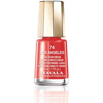 Belleza Mujer Esmalte para uñas Mavala Nail Color 74-los Angeles  5 ml