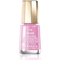 Belleza Mujer Esmalte para uñas Mavala Nail Color 75-miami  5 ml