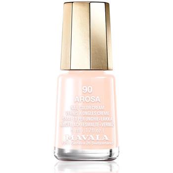 Belleza Mujer Esmalte para uñas Mavala Nail Color 90-arosa  5 ml