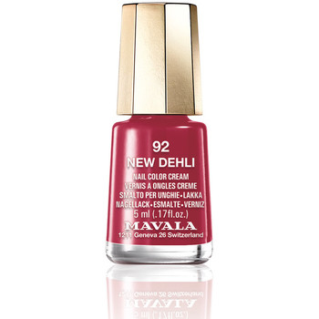 Belleza Mujer Esmalte para uñas Mavala Nail Color 92-new Dehli  5 ml